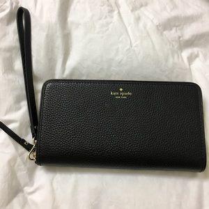 Kate Spade Wallet Black